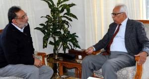 THE GOVERNOR MEETING Dr. HASEEB DRABU-28