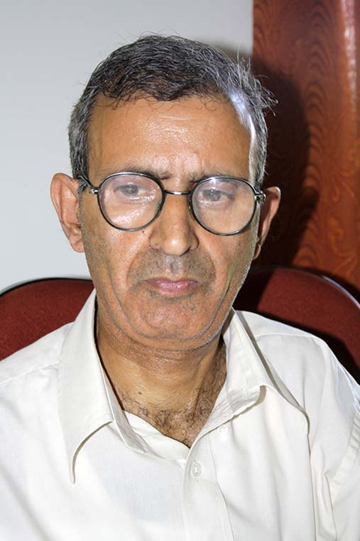 Dr Bashir Ahmad Dabla