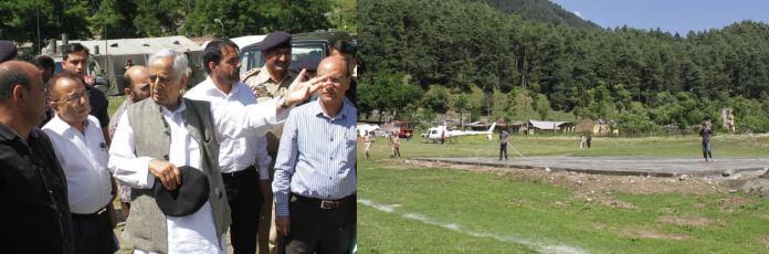 CM @ Pahalgam