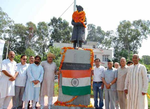 Hari-Singh's-Statue