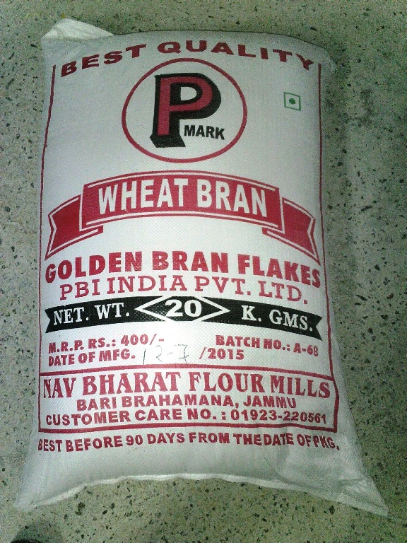 Original Wheat Barn bag.