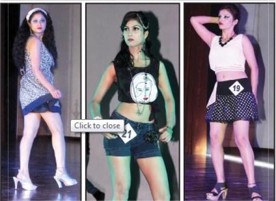 Jammu Fashion Show