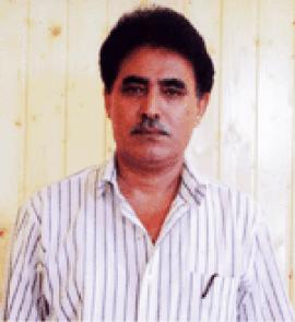 Law Secretary, Mohammad Ashraf Mir