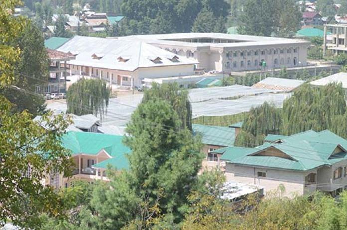 SKUAST-K-Campus-Shalimar