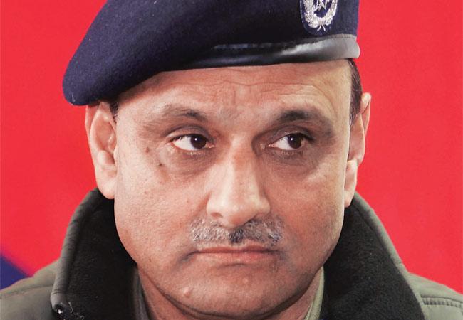 Ashiq Bukhari.