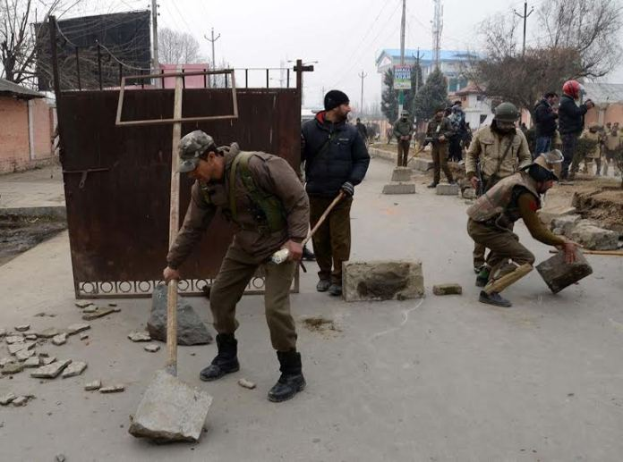 Hyderpora Protest 7