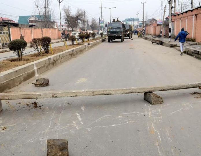 Hyderpora Protest 8