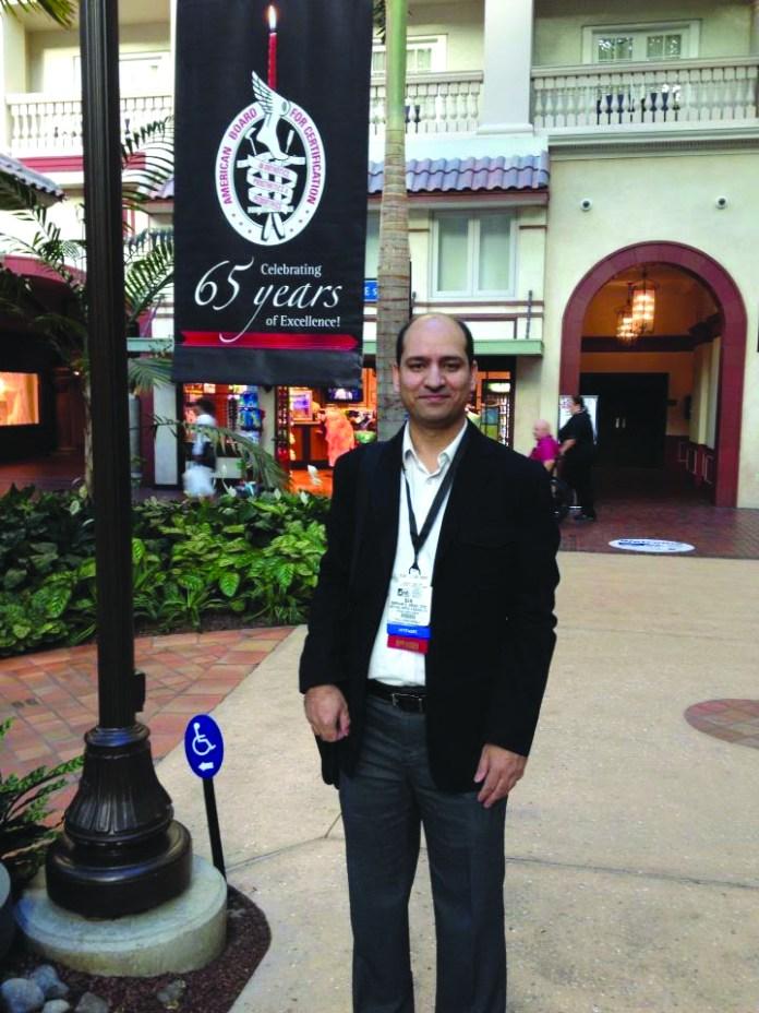 Dr Burhan Dhar