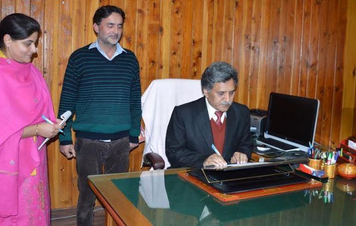 Advisor to Governor