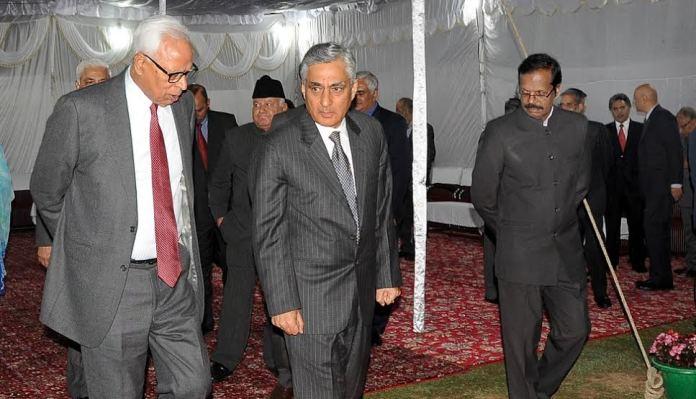 CJI with Governor J&K