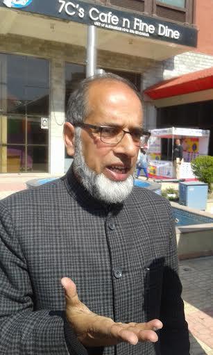 Prof Bashir A Nehvi