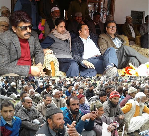 NC Convention in Tangmarg