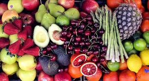 Spring-Summer Fruits