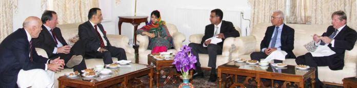 CM meet Australian Delegation