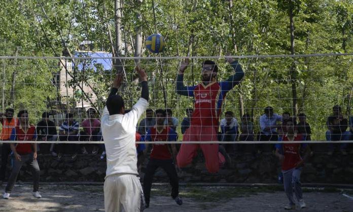 Late Yasir shirazi volleyball championship