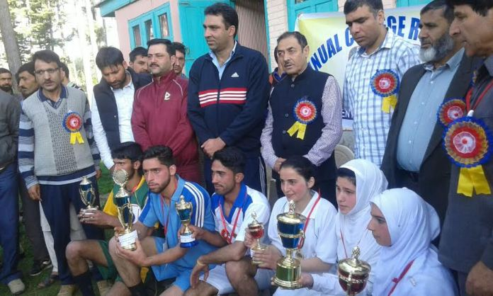 Shopian Degree College Race on May 10, 2016