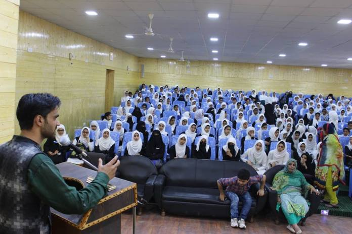 Waheed Ur Rehman @ Govt Girls Hr Sec School Kothibagh