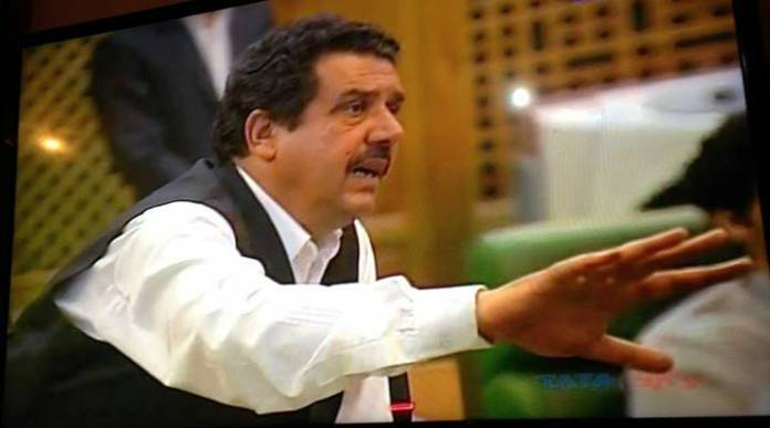 PC Kupwara Lawmaker: Bashir Ahmad Dar