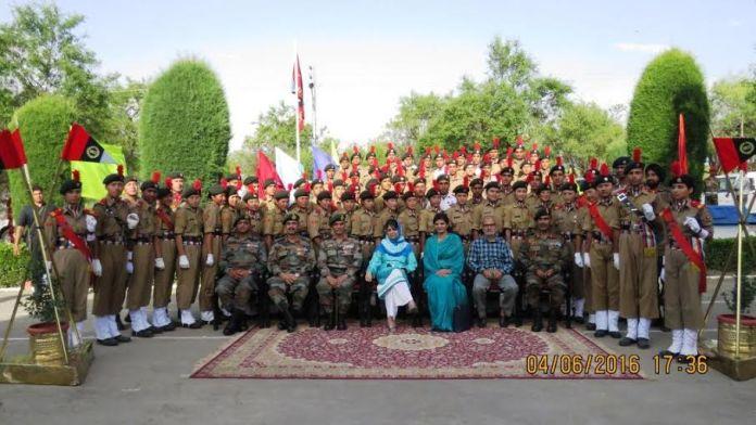 CM @ NCC Camp on June 4th 2016 at Rangreth 2
