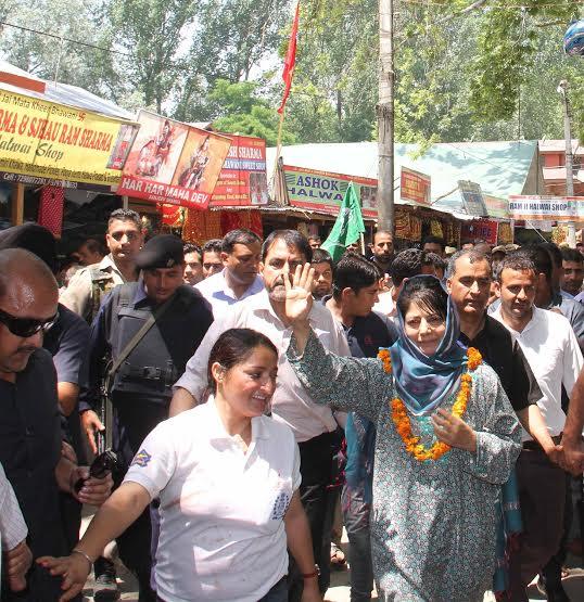 CM at Khirbhawani