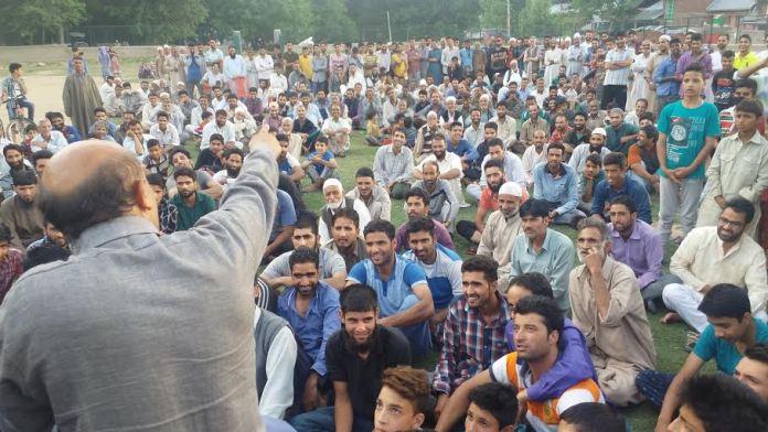 Rasheed in Islamabad on June 19