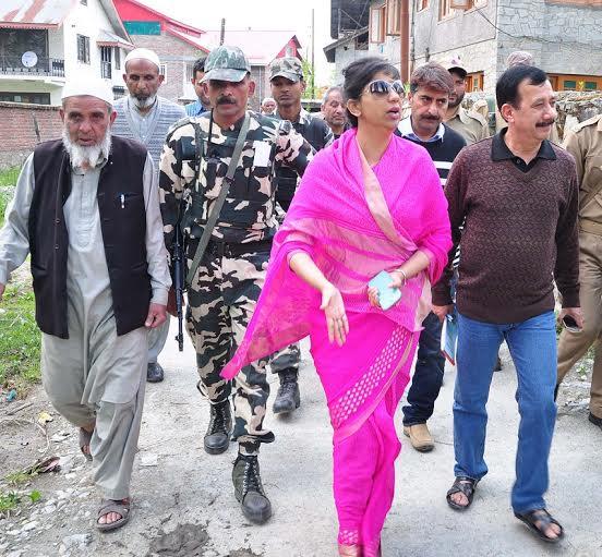 Then DC Baramulla, Yasha Mudgal, in this KL file Image