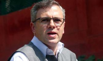 Former Chief Minister Omar Abdullah