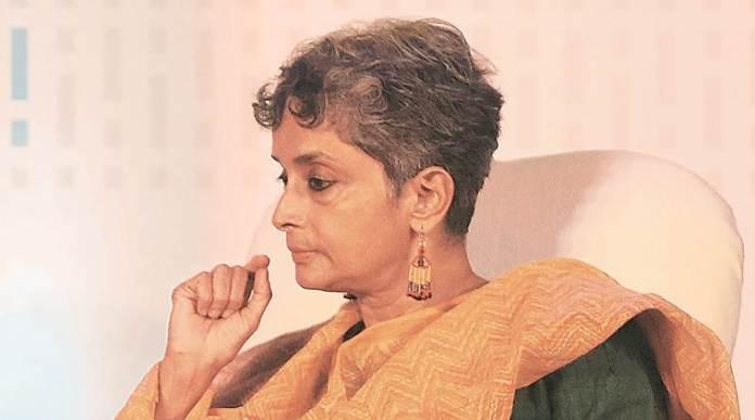Nivedita Menon, a JNU professor