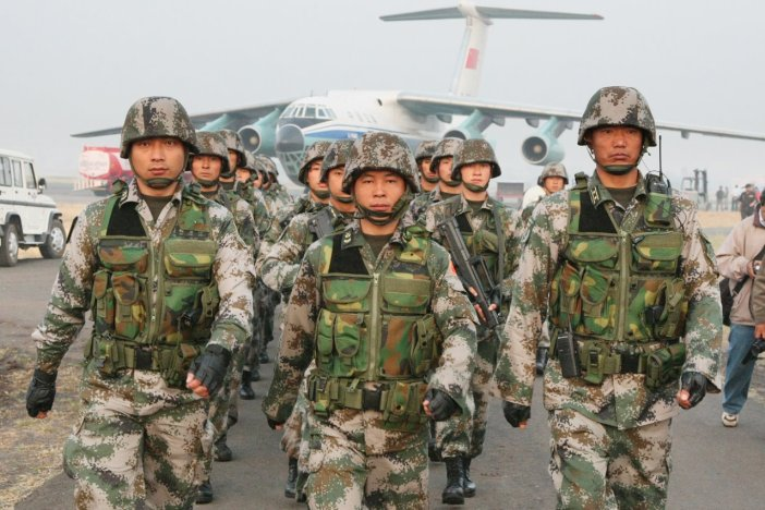 Third country army could enter Kashmir at Pakistan's request: Chinese expert