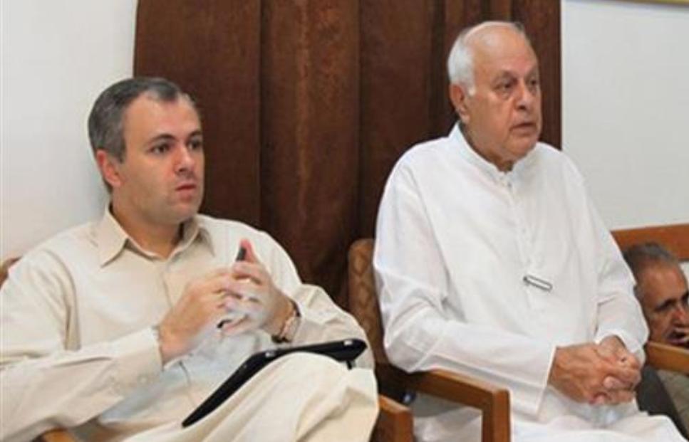 Dr Farooq, Omar condoles demise of Atal Bihari Vajpayee