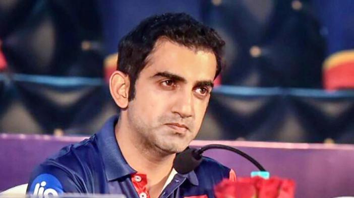 Let Batting Cease, Till Guns Roar, Gambhir On India-Pak ...