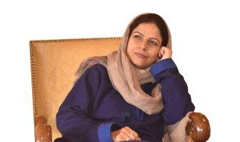 Safeena Beigh (KL Image by Shuaib Wani)