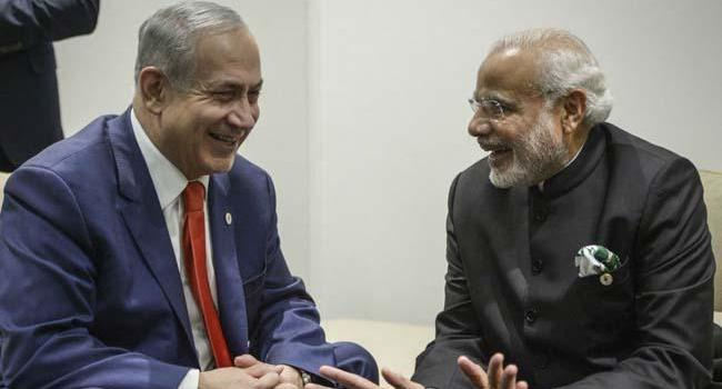 Modi to become first Indian PM to visit Israel
