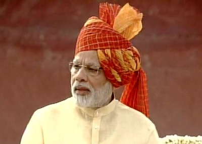 'Goli' or 'Gaali' no solution to Kashmiri issue: Modi