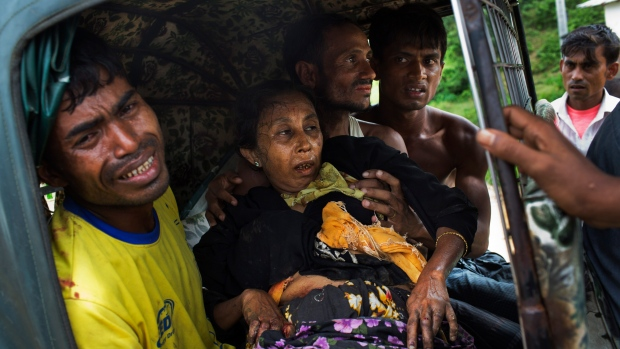 UN 'lacks resources to handle Rohingya crisis'
