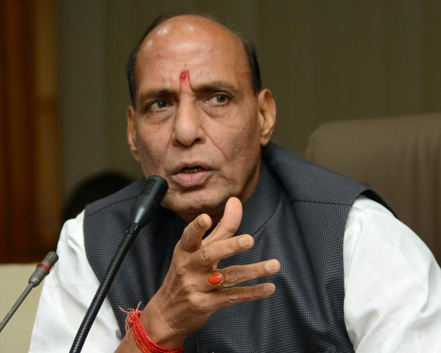China knows India no more weak: Rajnath