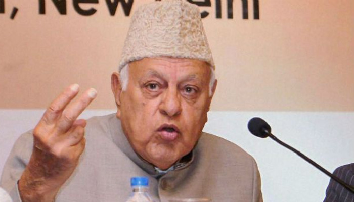 Bring Tihar 'assault' victims back if you are so concerned: Farooq to PDP