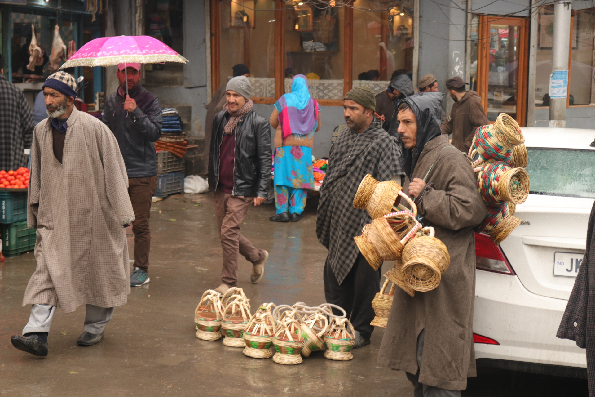 Jammu records lowest day temperature after heavy rains