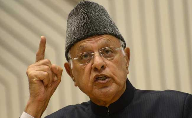 Pakistan will 'skin me if they get me,' says Farooq