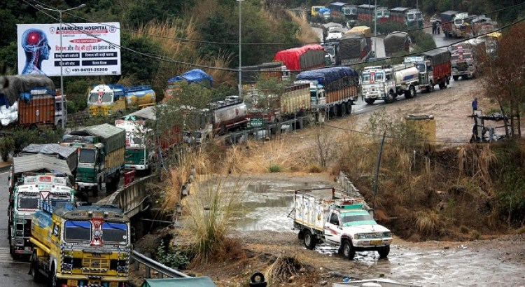 Jammu-Srinagar highway shut for fourth day