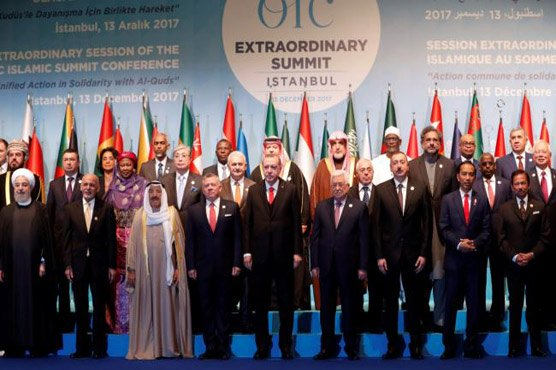 OIC summit declares East Jerusalem as Palestine capital