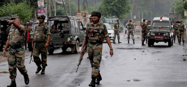 Armyman kidnapped in Shopian, manhunt launched
