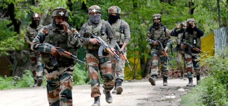 South Kashmir: Explosion outside Army camp kills civilian