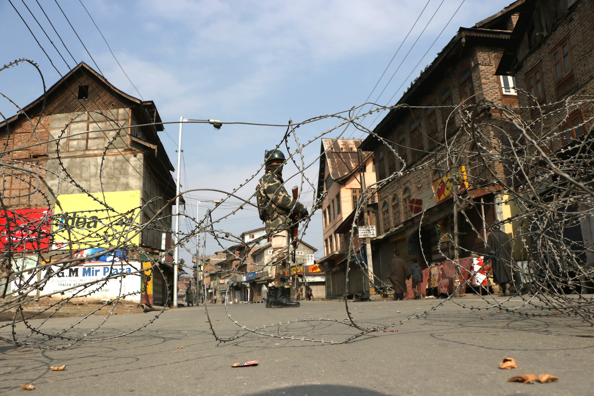 Mehbooba Mufti govt thwarts separatists' march to Shopian, DM issues prohibitory orders