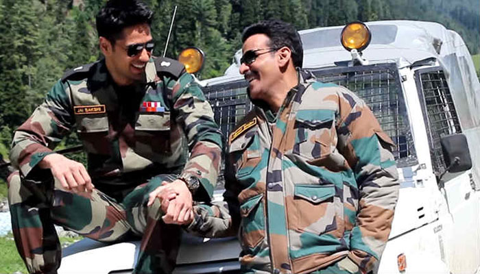 Indian movie 'Aiyaary' banned in Pakistan