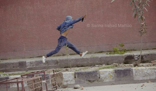 In Pictures: Student protests rock Srinagar