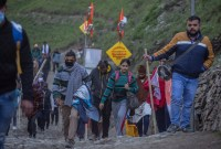 SC Refuses To Entertain Plea For Covid Restrictions On Amarnath Yatra