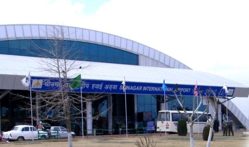 Govt Orders Immediate Transfer Of Srinagar, Jammu Airports To CISF