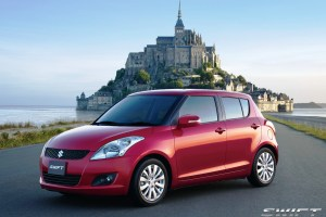 Swift Tops Best Selling PVs in May