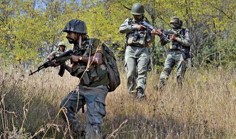 Army: Foiled BAT Action, 5-7 Militants Killed In Keran